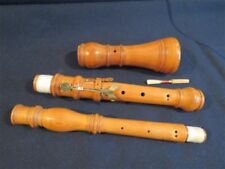 Copy German Baroque style hard Jujube wood Oboe A-415HZ, Good sound #12086