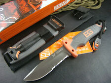 Gerber Bear Grylls Survival Ultimate Knife with Flint & Whistle WIL-DK-49