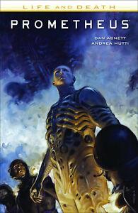 Prometheus Life & Death Softcover Graphic Novel