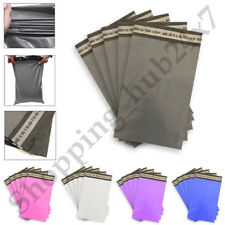 More details for coloured postal mailing bags postage coloured plastic packaging parcel shipping
