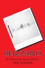 Blizzard : A Sebastian Scott Novel by Tee Emdee (2014, Paperback)