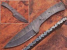 DAMASCUS STEEL BILLET BLADE BLANK, KNIFE MAKING SUPPLIES - DD/0012