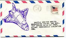 1979 Shuttle Orbiter Orbital Maneuvering Engine 2nd Qualification Test Series