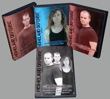 Aggressive, Assertive Control & Defense Tactics - 4 DVDs Special Set