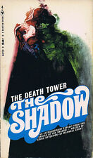 Maxwell Grant THE DEATH TOWER First Printing