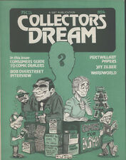 Collector'S Dream #4, Canadian Prozine, 1977(?)