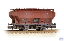 377-765A Graham Farish N Gauge Covered Hopper Wagon BR Bauxite Weathered