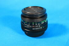 Vivitar 28mm MC Wide Angle 1:2.8 Auto Lens  Made in Japan