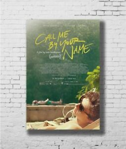 Hot Gift Poster Call Me By Your Name Movie Luca Guadagnino Film 40x27 36 F-3008
