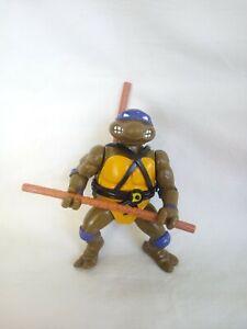 Vintage Teenage Mutant Ninja turtles figure - Donatello.1988 Original.