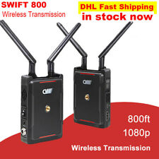 New CVW SWIFT 800ft Wireless Video Transmission HDMI image Transmitter Receiver