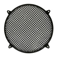 """Goldwood Sound SWG-15 Steel Waffle Woofer Grill with Hardware for 15"""" Speaker"""