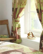 Unbranded Striped Ready Made Curtains & Pelmets