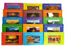 Prophets Sent by Allah Series - Stories of the Prophets 15 Books Set (Cardboard)