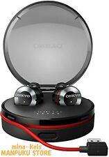 ONKYO full wireless earphone Bluetooth 4.1 black W800BTB from JAPAN F/S EMS NEW