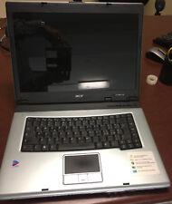 Portatile notebook acer travelmate 4070 windows7 pro + office preinstallati orig