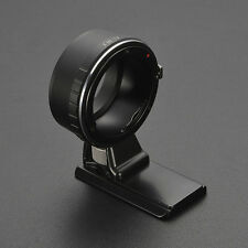 LEINOX AI-NEX Adapter with long Tripod Nikon AI/AIS Lens to Sony E A7II A6300 A9