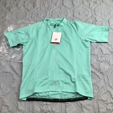 Bontrager Men's Fitted Bicycle Circuit Jersey Miami Green Size Large