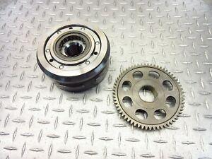 2009 05-09 BMW G650 G650S Fly Wheel Flywheel Rotor Engine Motor Oem