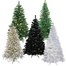 LED Weihnachtsbaum für Innen und Außen Christbaum LED beleuchtet Tannenbaum