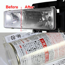 VANS Light Smoke Tint Lens Tail Head Fog Coner Bumper Light Painter Spray DIY B