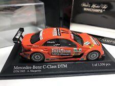 1/43 Minichamps Mercedes-Benz Class C DTM 2005