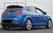 SEAT LEON 2 MK2 2009-2012 AFTER FACELIFTING REAR ROOF SPOILER CUPRA R LOOK