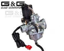 Carburatore MIKUNI compatibile con E-choke ATU ADLY Baotian Benelli CPI Keeway