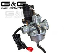 Carburador Mikuni Réplica con E-Choke ATU Adly Baotian Benelli CPI Keeway