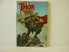THOR : HEAVEN AND EARTH - HARD COVER GRAPHIC NOVEL - FREE SHIPPING