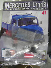 Mercedes l 1113/1966 * Nº 41 * coleccionista kit 1:12