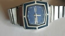 VINTAGE Rare SEIKO BLUE automatic Japan made watch women bracelet 2206 - 3120