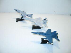 AVION militaire lot de 3 avions a reaction, F18 + F15 + hunter occasion