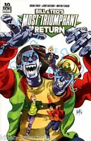 Bill & Ted's Most Triumphant Return #3 (of 6) Cover A Comic Book 2015 - Boom