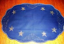 Handgefertigte Tischdecken mit Weihnachts-Muster aus 100% Baumwolle
