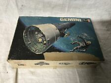 Vintage Revell Gemini 1/24 Scale Model H-1835:300 from 1965