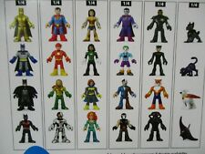 Fisher Price Imaginext Super Friends Pick One Blind Box Mystery Playcase Figures