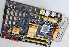 Asus P5Q Green Motherboard Intel LGA775 Socket 775 With I/O Plate & Warr