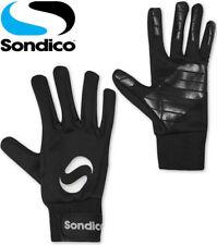 Sondico Gloves Junior Kids Boys Running Sports Thermal Gym Winter Warm Black