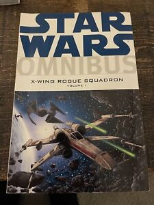 Star Wars Omnibus X-wing Rogue Squadron Volume 1