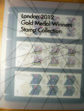 Mint Never Hinged/MNH Olympics British Stamp Sheets