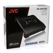 JVC KS-AX5102 600 Watts Max 2-Channel Class-A/B Stereo Car Audio Amplifier