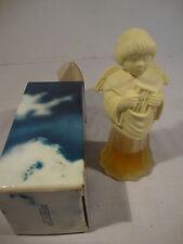 New Vintage Avon 1 Fl Oz Angel Song Bottle Cologne w Box Fragrance Heres Heart