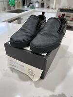 Gucci Men's Black GG Supreme Sneaker US 10.5/ 10 G