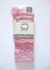 World's Softest Socks - Weekend Collection - Slub - Chili Pepper Crew Length NEW