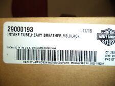 Harley Davidson OEM New CVO heavy breather intake tube 29000193  #4087