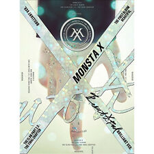 BEAUTIFUL 1st Brilliant [MV Making Ver.] MONSTA X CD Album+Poster+Photocard+Gift