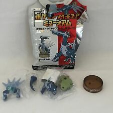 Very Rare JAPAN Pokemon kaiyodo Dialga mini figure pocket monster nintendo F/S