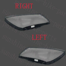 2x For Buick Lacrosse 2014-15 Front Left+Right Side Headlight Transparent Covers