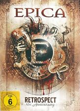 EPICA - RETROSPECT - 10TH ANNIVERSARY  2 DVD NEU